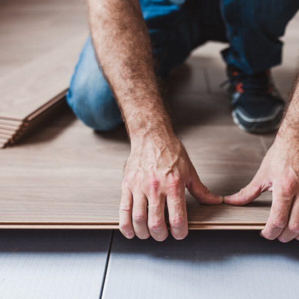 Montáž vinylovej podlahy click Bratislava