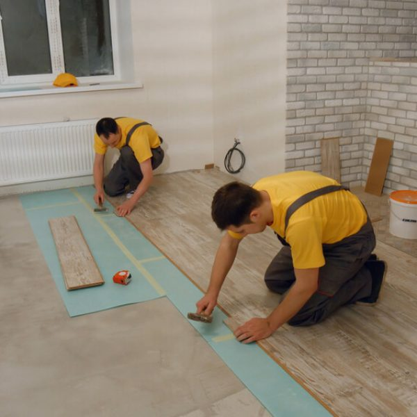 Odstránenie vlhkosti z podlahy Bratislava