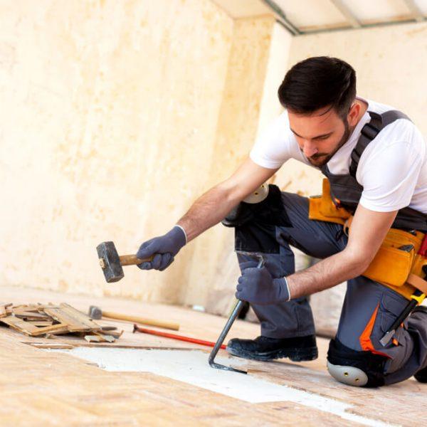 Oprava drevenej podlahy Bratislava