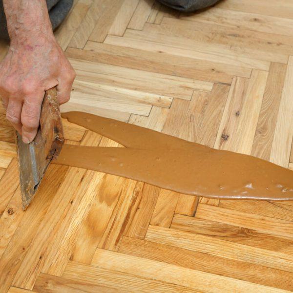 Renovácia starej drevenej podlahy Bratislava Podlahár