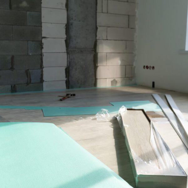 Sadrokartón na podlahu Bratislava Podlahár