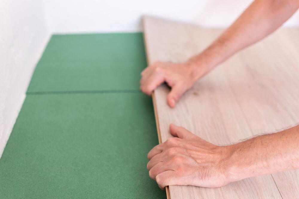Odhlučnenie podlahy v byte či dome