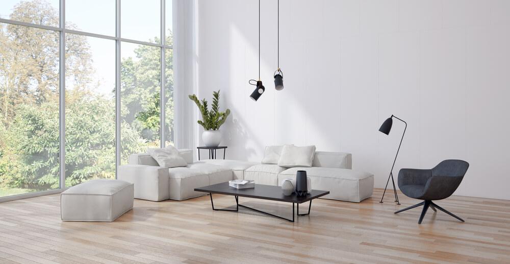 PVC podlahy do obývačky Bratislava Podlahár