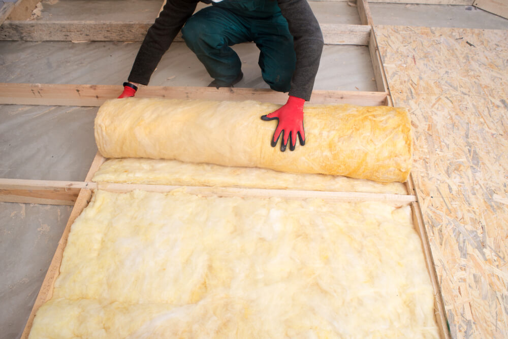Zateplenie podlahy domu či bytu Bratislava Podlahár